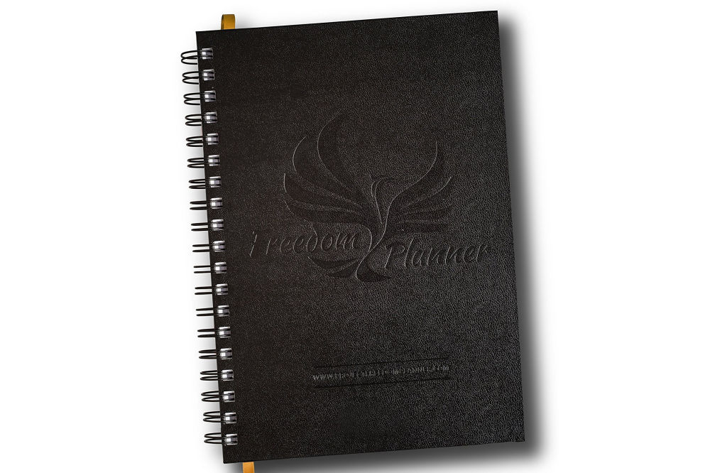 Freedom Planner's World's Most Powerful Personal Organization Planner Review