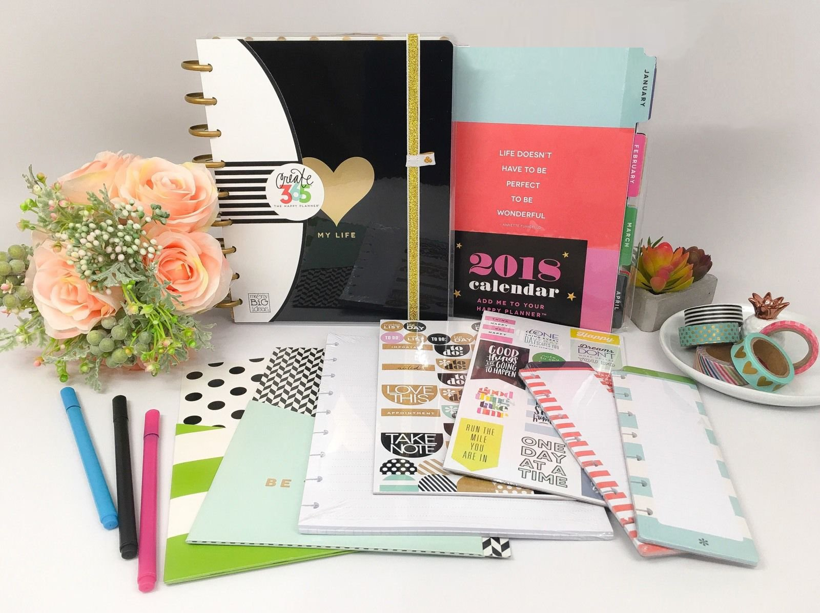 The Happy Planner: Me & My Big Ideas
