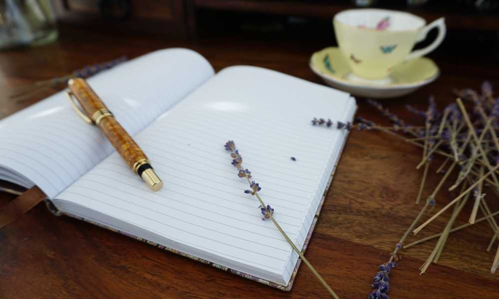 How to Make a Journal Book Out of Paper
