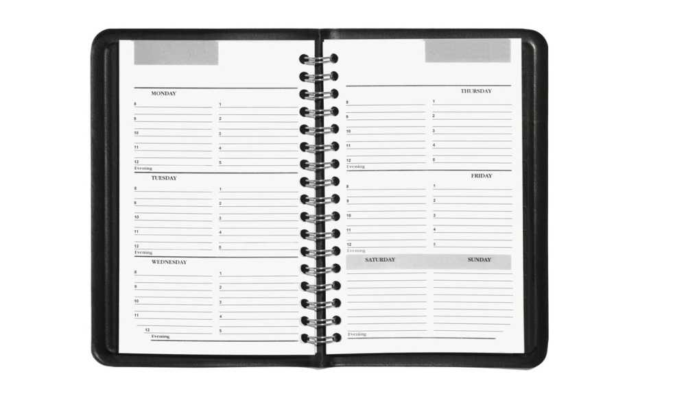 Shiplies 2018 Tabbed Planner Review