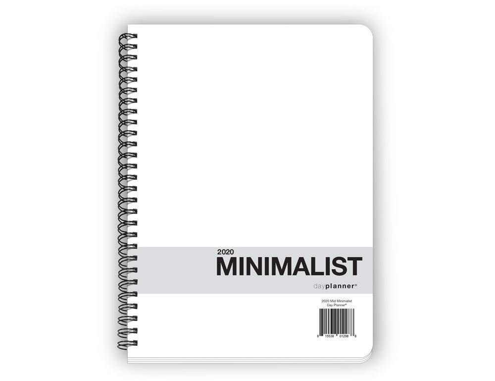 Action Publishing Minimalist Planner