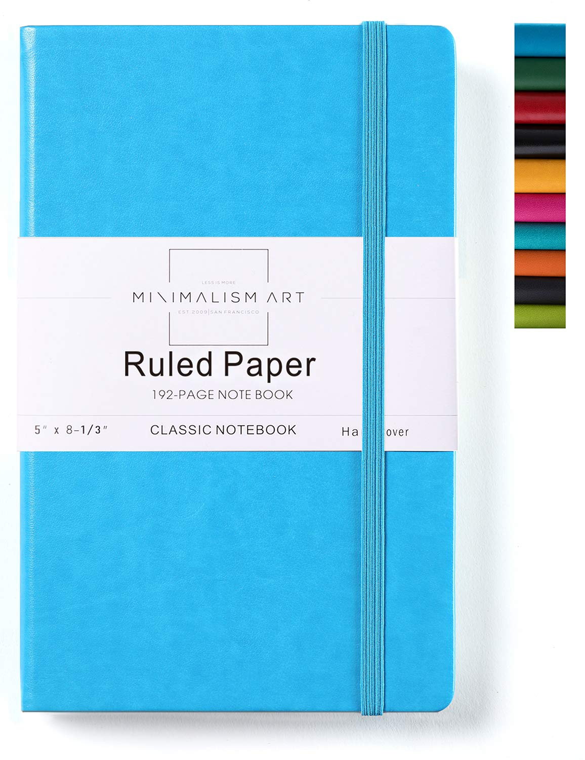 Minimalism Art Classic Notebook Journal