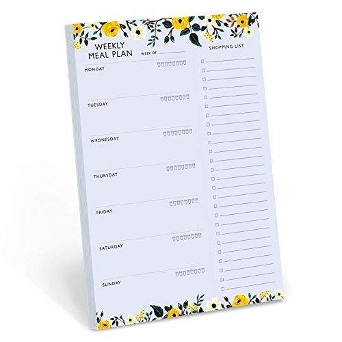 Minimalmart Weekly Planner