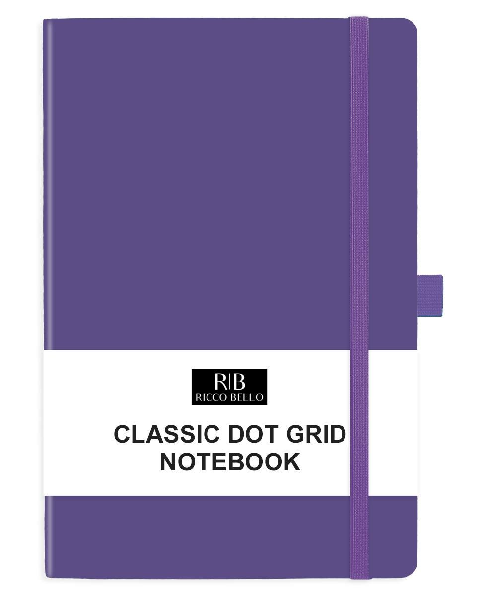Ricco Bello Classic Dotted Notebook