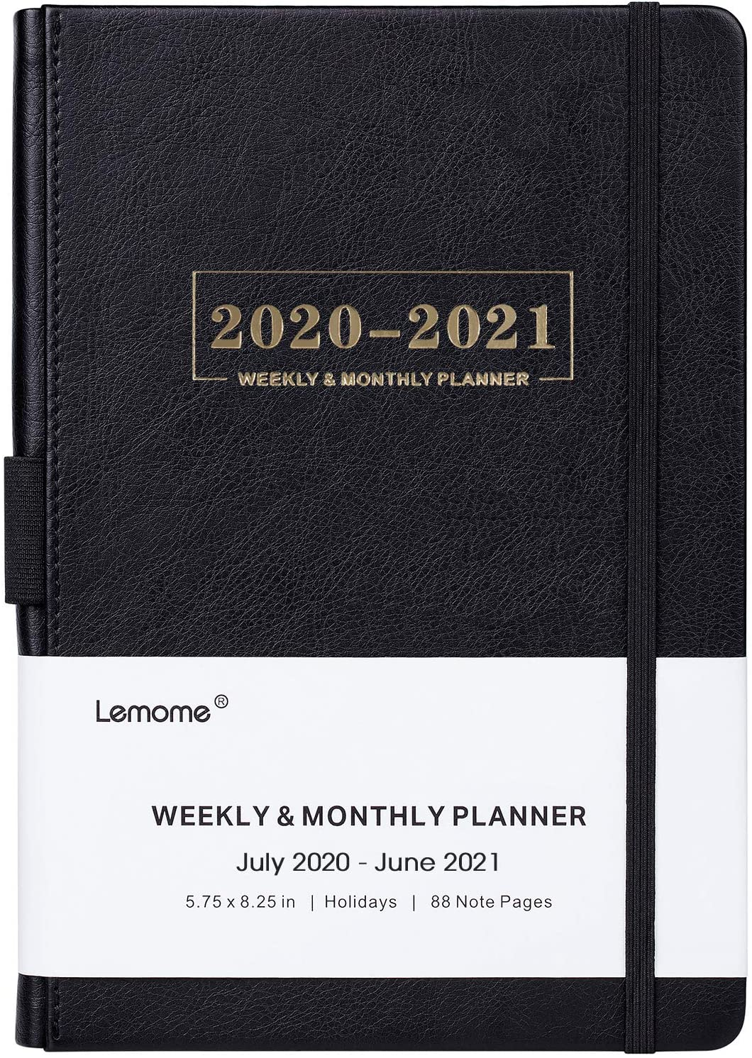 Lemome Planner with Pen Loop