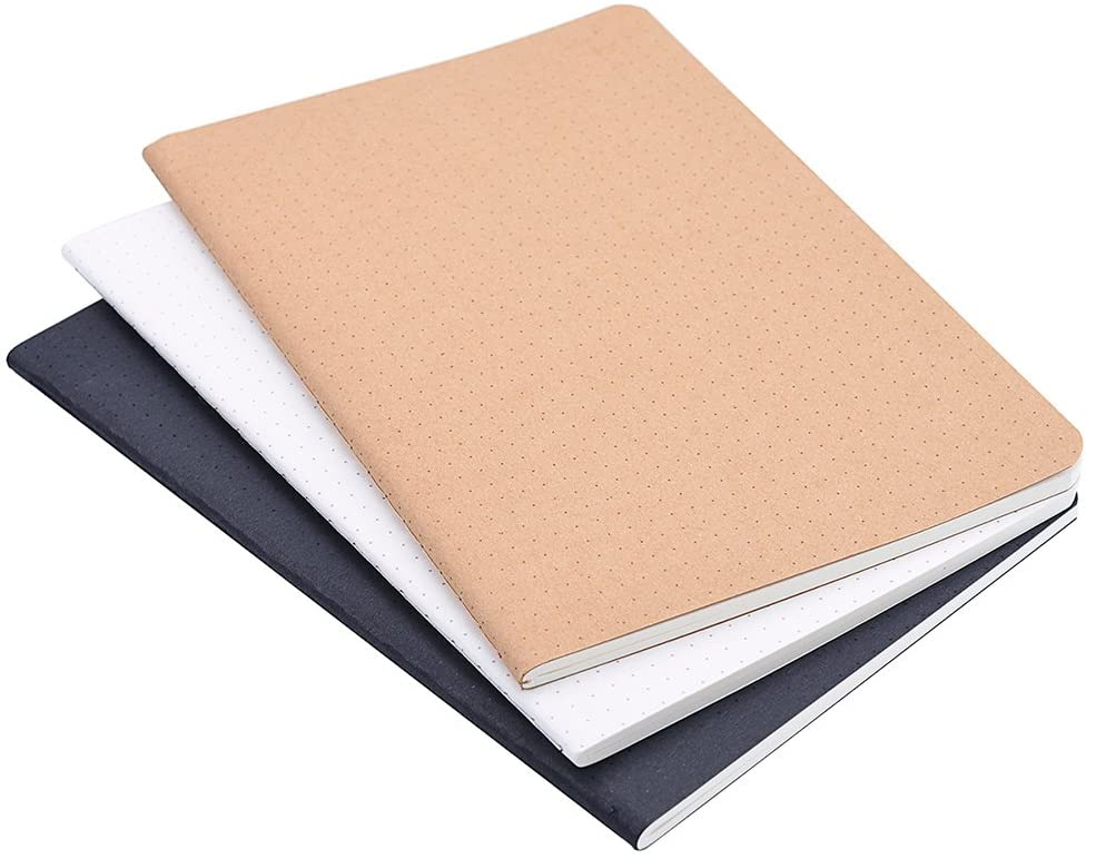 Newestor A5 Dotted Notebook